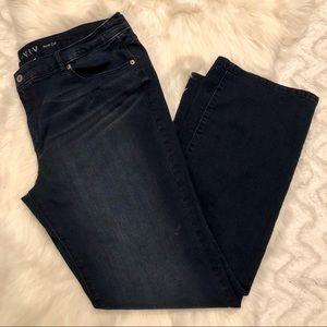 f2546bc0e9816 ... bootcut dark jeans.  17  35.  Ava   Viv  Super Stretch ...